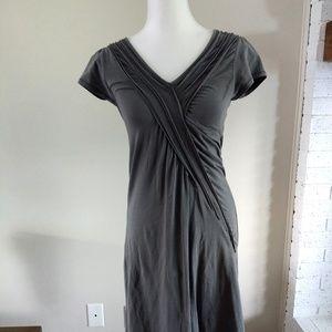 Aventura Organic Cotton Krystal Tee Dress, Medium